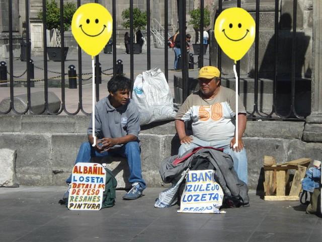 desempleados amarillos