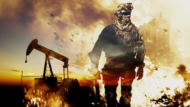 guerra del petroleo